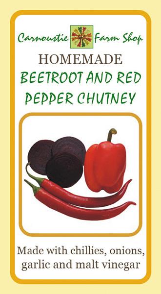 Beetroot pepper