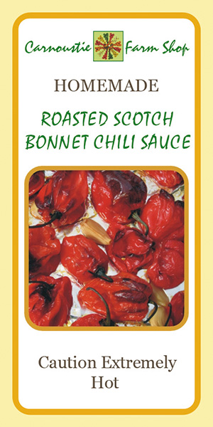 Bonnet chilli sauce