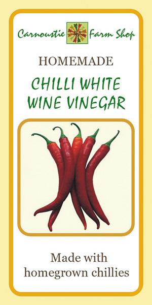 Chilli white wine