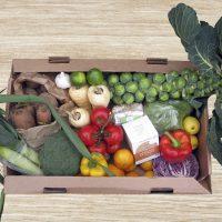 Christmas Veg Box £23