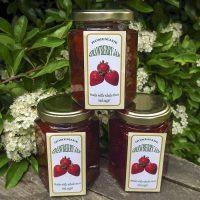 Filled pots jam
